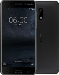 NOKIA 6 DS LTE 32GB черный